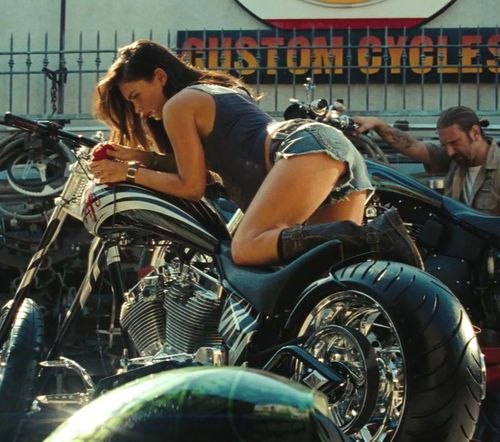 megan fox wallpaper transformers 2. transformers revenge of the